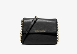 Bedford Leather Crossbody Bag by Michael Michael Kors in Fuller House