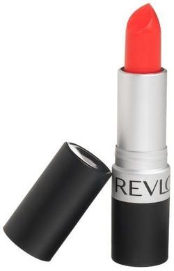 Strawberry Suede Matte Lipstick by Revlon in Crazy, Stupid, Love.