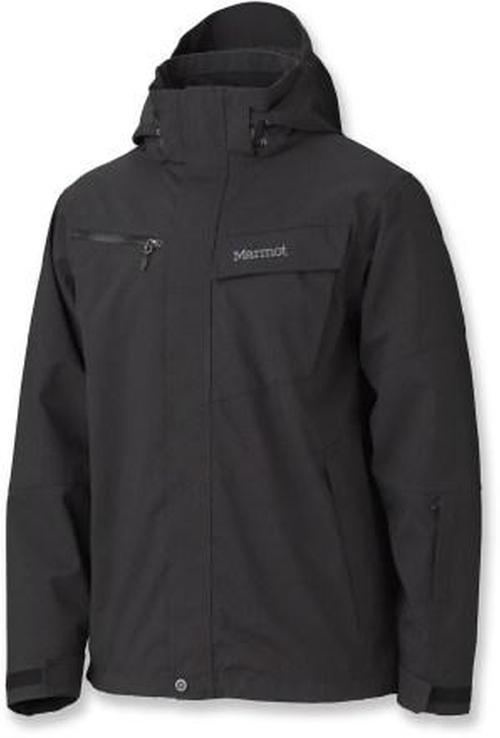 Men's Great Scott Shell Jacket by Marmot in Everest