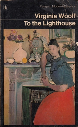 To The Lighthouse Book by Virginia Woolf in Nerve