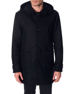 Shawn Coat by Menlook Label in The Revenant