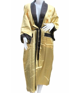 Authentic Thai Kimono- Large Dragon Robe by Mr. Thai, Eastern Collection in Mechanic: Resurrection