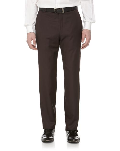 Wool Suiting Dress Pants by Hickey Freeman in Anchorman 2: The Legend Continues
