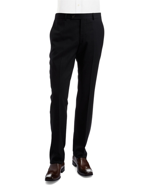 Flat Front Dress Pants by Ted Baker in We Are Your Friends