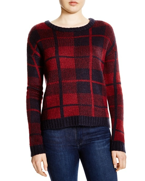 Plaid Sweater by AQUA in Jem and the Holograms