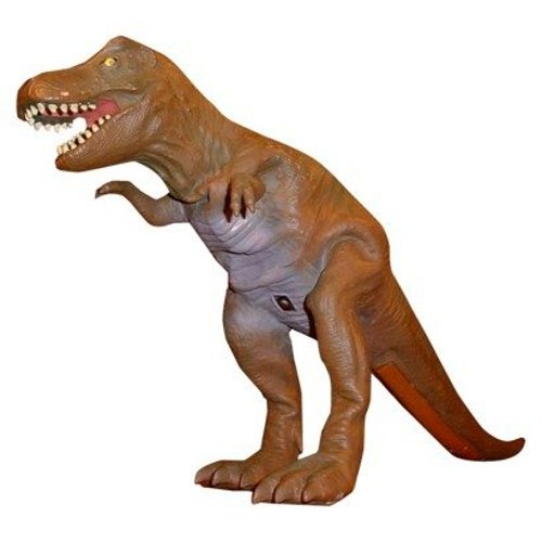 T-Rex Dinosaur Kid's Electronic Toy by Wow Wee in If I Stay
