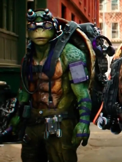 Donatello by Wes Louie (Concept Illustrator) in Teenage Mutant Ninja Turtles: Out of the Shadows