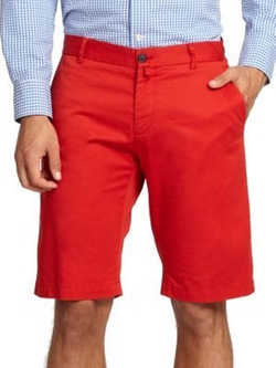 Straight-Fit Shorts by F. Faconnable in Valentine's Day