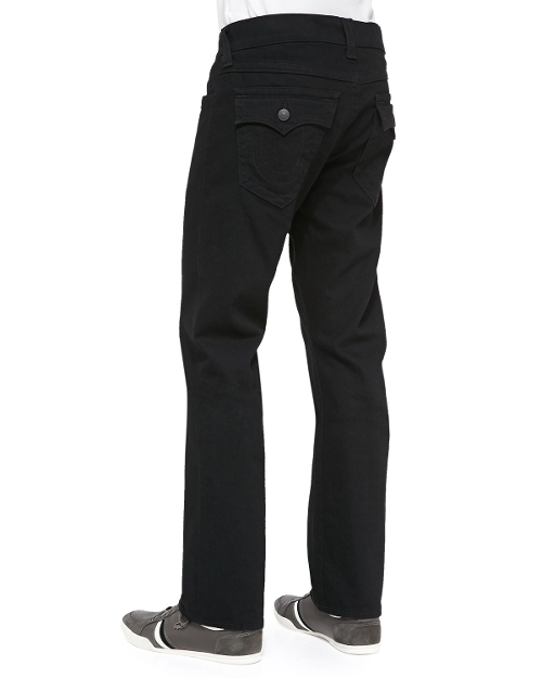 Ricky Midnight Straight-Fit Jeans by True Religion in Magic Mike XXL