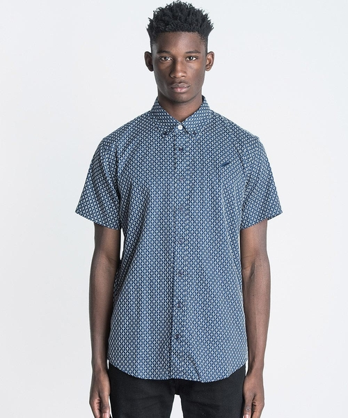 Franklin Short Sleeve Shirt by Publish in The Flash - Season 2 Episode 2