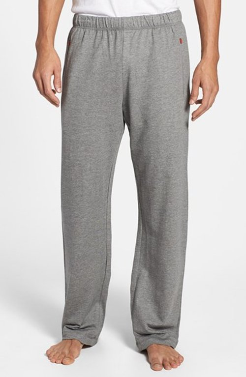 Cotton & Modal Lounge Pants by Daniel Buchler in John Wick