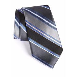 Regal Stripe Silk Tie by Nordstrom Men's Shop in Molly's Game