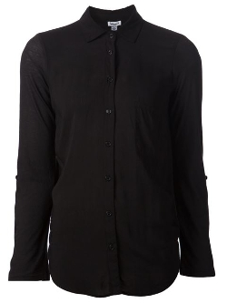 Button Down Shirt by Splendid in Barely Lethal