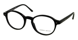 Round Eyeglasses by Giorgio Armani in A Walk in the Woods