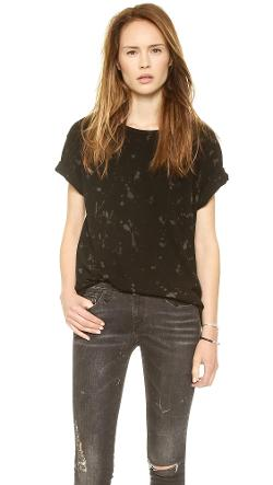 Paint Splatter Boy Tee by R13 in What If