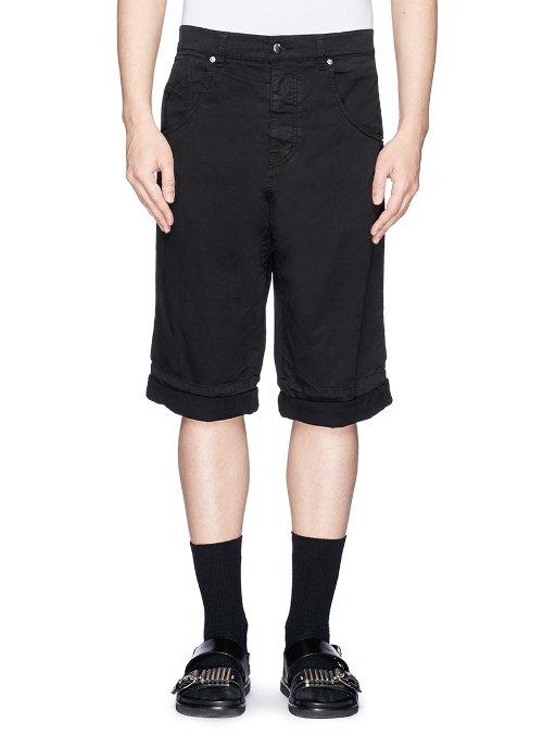 Garment Dye Shorts by MCQ Alexander McQueen in Begin Again
