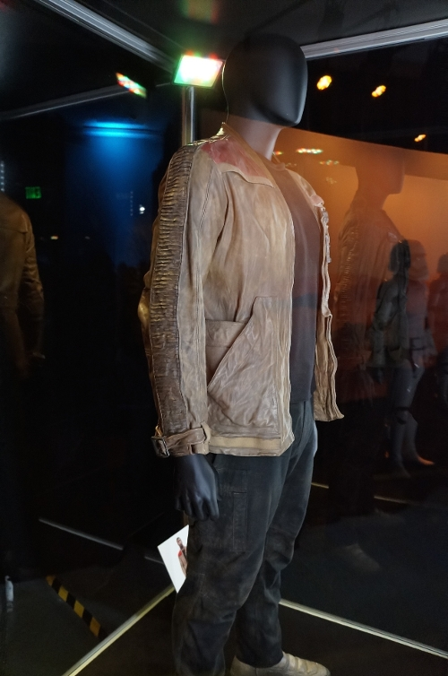 Custom Made Trousers by Michael Kaplan (Costume Designer) in Star Wars: The Force Awakens