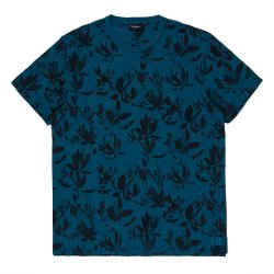Floral Print T-Shirt by Paul Smith T-Shirts in Drive