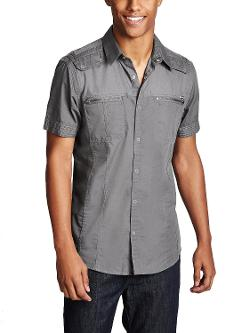 Men's Rowben Shirt by G by GUESS in Hot Tub Time Machine 2