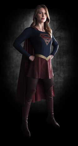 Supergirl Suit by Colleen Atwood (Costume Designer) in Supergirl