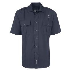 Mens Class A Poly Rayon Short Sleeve Shirt by 5.11 Tactical in The Dark Knight Rises