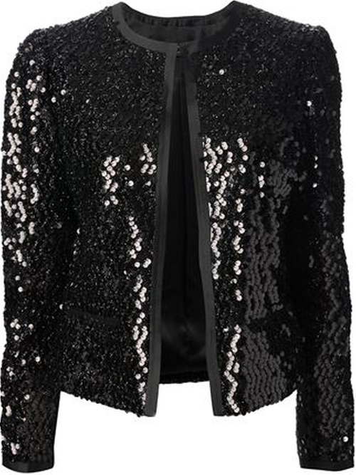 Sequin Jacket by Dolce & Gabbana in Valentine's Day