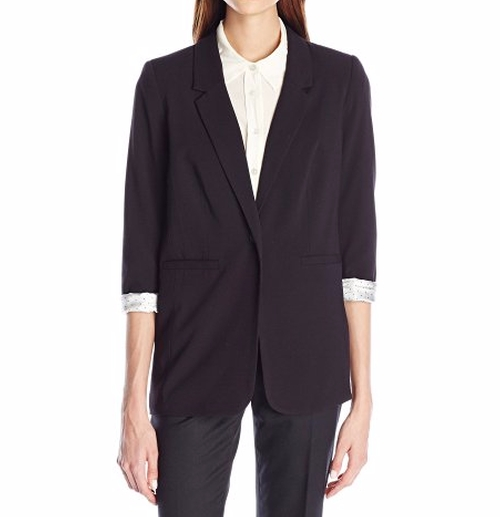 Women's Stretch Crepe Blazer by Kensie  in Suits - Season 6 Episode 10