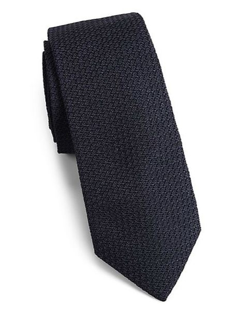 Solid Knit Tie by Brunello Cucinelli in Suits - Season 5 Episode 1