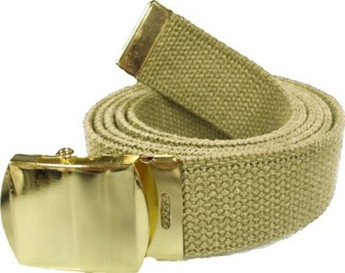 Canvas Military Belts by Army Universe in (500) Days of Summer