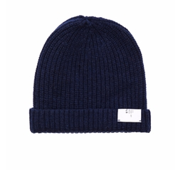 Wool Dawn Beanie Hat by Stampd in Hands of Stone