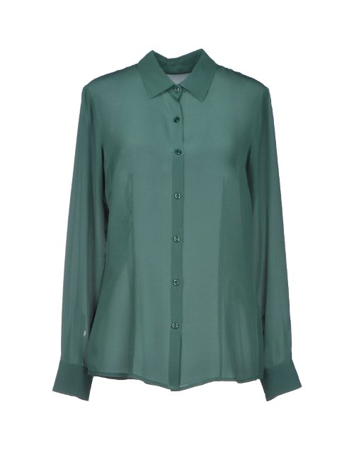 Long Sleeves Button Closing Shirt by Roberto Collina in Blackhat
