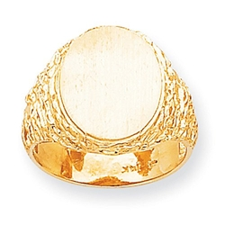 Men's Signet Ring by Jewelry Pot in Ballers