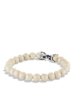Spiritual Beads Bracelet With River Stone by David Yurman in Self/Less