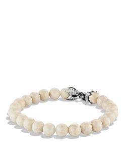 Spiritual Beads Bracelet With River Stone by David Yurman in Self/Less