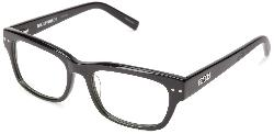 The Kennedy Rectangle Eyeglasses by Sabre in Blended