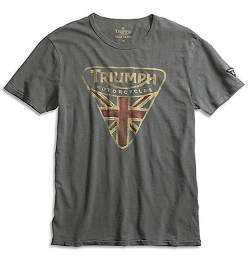 Triump Badge Printed Tee by Lucky Brand in Suits - Season 5 Episode 10