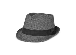 Fabric Fedora Hat by Sean John in Empire