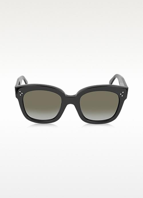 New Audrey Black Acetate Sunglasses by Céline in The Other Woman
