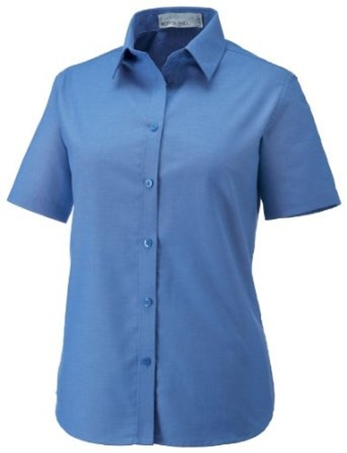 Maldon Short Sleeve Oxford Shirt by Ash City in Bridesmaids