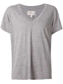 V-Neck T-Shirt by Current/Elliott in Quantico