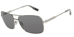 Capilano Brushed Silver Sunglass by Tumi in Million Dollar Arm