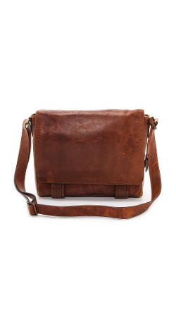 Logan Messenger Bag by Frye in The Other Woman