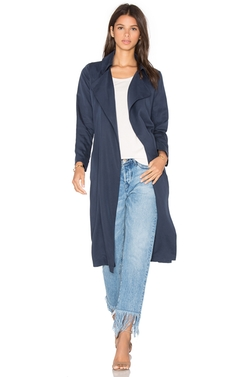 Duster Coat by Blaque Label in The Flash