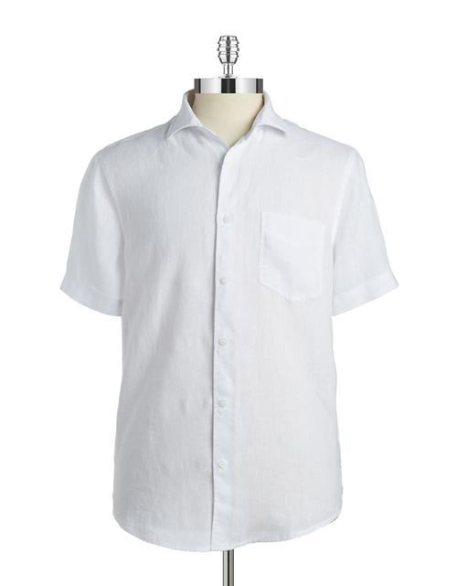 Linen Sportshirt by Black Brown 1826 in Mamma Mia!
