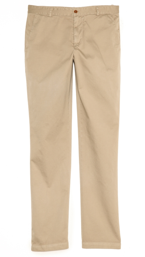Civilian Chino Pants by Apolis in Gone Girl