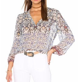 Frazier B Blouse by Joie in Mistresses