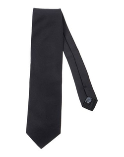 Solid Satin Tie by Armani Collezioni in The Blacklist