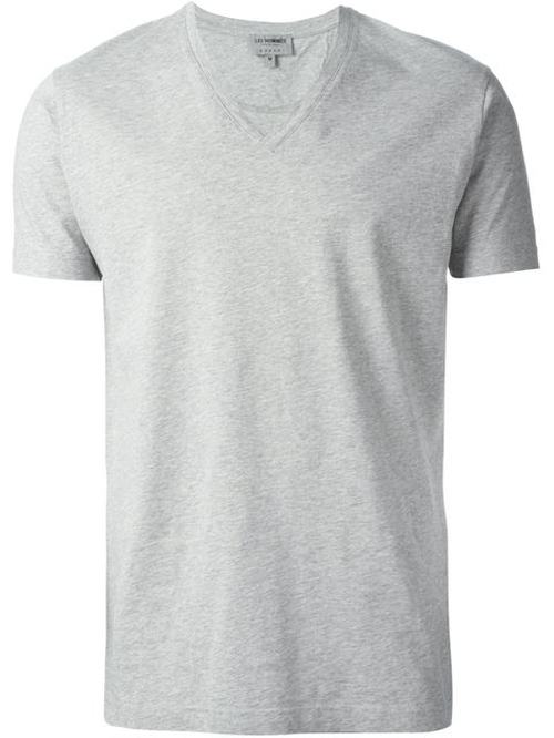 V-Neck T-Shirt by Les Hommes in Ashby