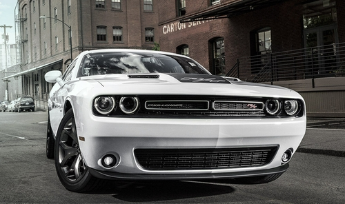 Challenger RT Coupe by Dodge in Animal Kingdom - Season 1 Episode 7