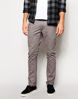 Slim Fit Chino Pants by Cheap Monday in The Best of Me